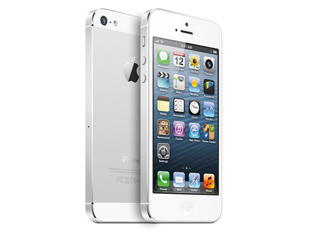 Mobiltelefon / Handy Apple IPhone 5S 16 GB Silver
