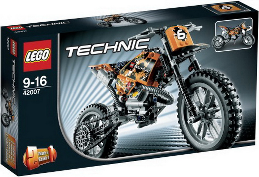 Technic-Motocross Bike